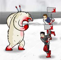 Polar Bear Payback Game