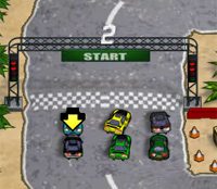 drift runners 2 start