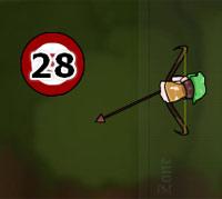 Bow Game - Big Target