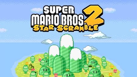 Super Mario Star Scrambler 2