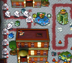 Undead City: Tower Defense