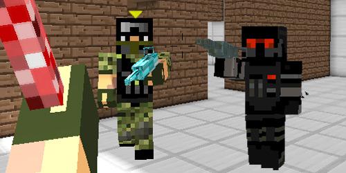 pixel-warfare